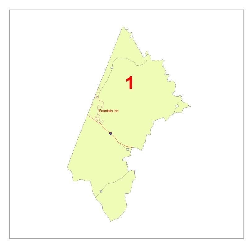 CC District 1