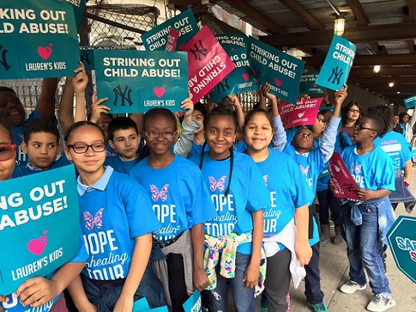Lauren's Kids & the New York Yankees: Striking Out Child Abuse in the Bronx