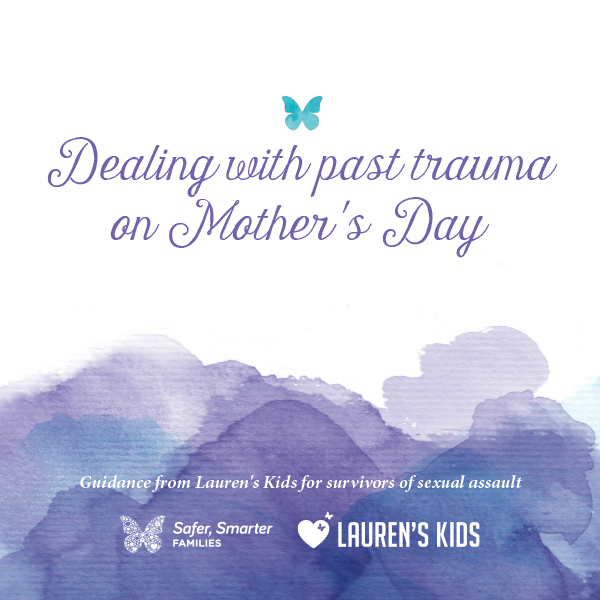 Dealing with Past Trauma on Mother's Day
