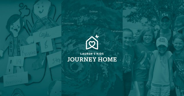 Coming in April to a TV near you: Lauren's Kids presents…The Journey Home