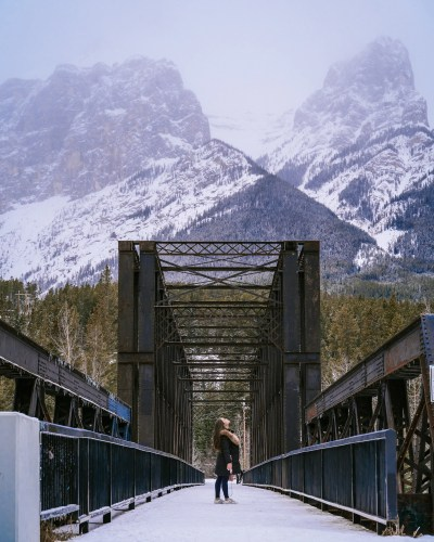 48 Hours in Canmore - Engine Bridge