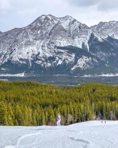 48 Hours in Canmore - Nakiska Ski Area