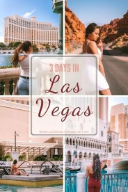 How to Spend 3 Days in Las Vegas - Lauren's Lighthouse