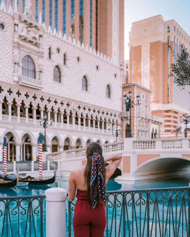 Las Vegas - The Venetian Canals