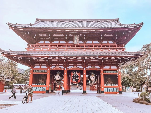 Japan - Sensoji Temple