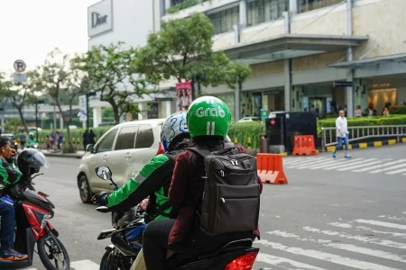 Grab Transportation Indonesia by Afif Kusuma