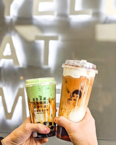Best Bubble Tea in Calgary by Alice Liu - Don't Yell At Me