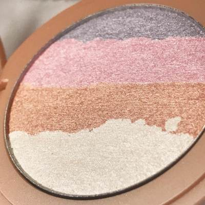 Tarte Spellbound Rainbow Highlighter | Review and Swatches