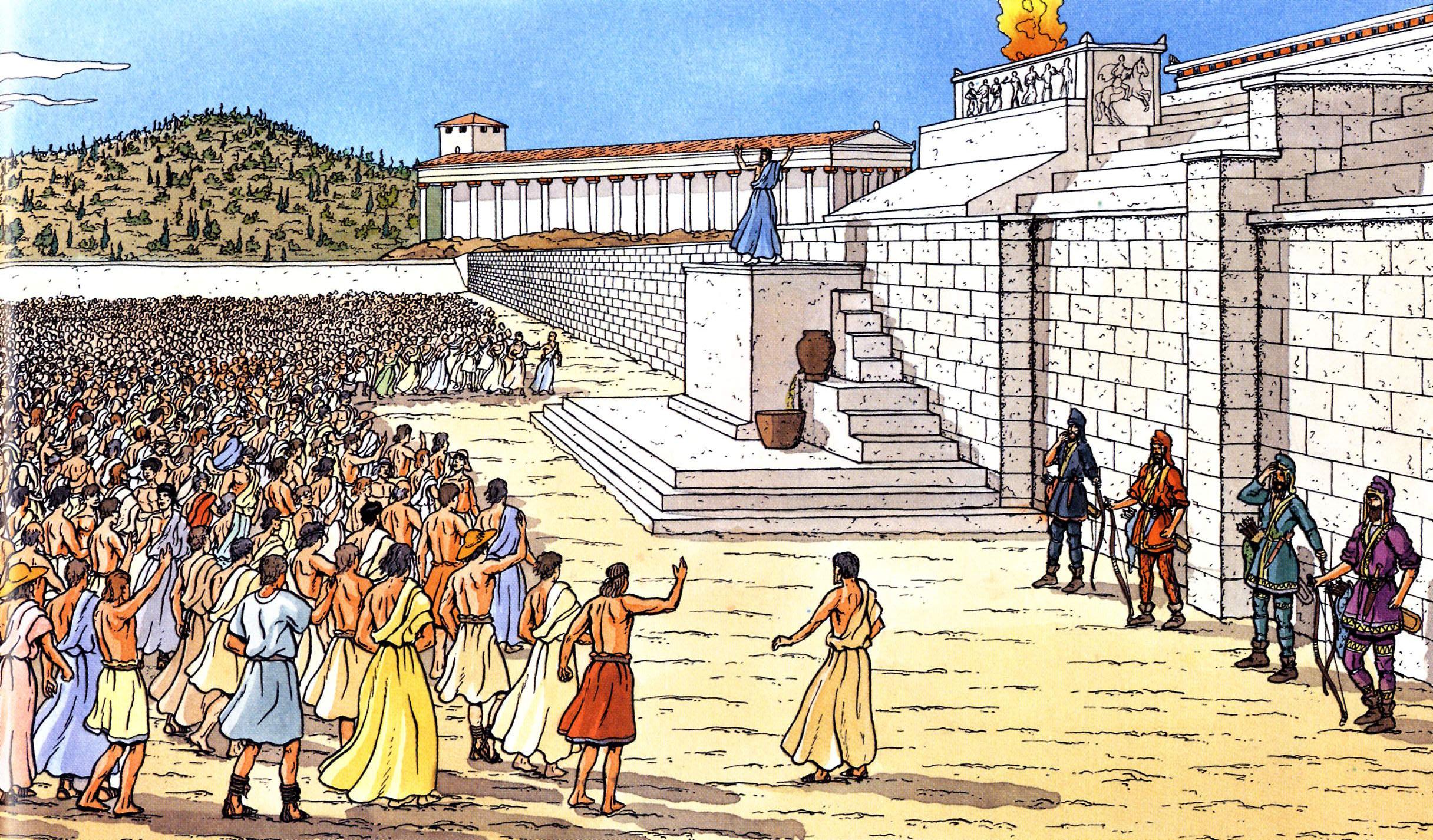 """Résultat de recherche d'images pour """"citoyen athénien"""""""