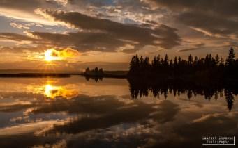 Shell Lake, Sakatchewan, Canada, Aug 2010