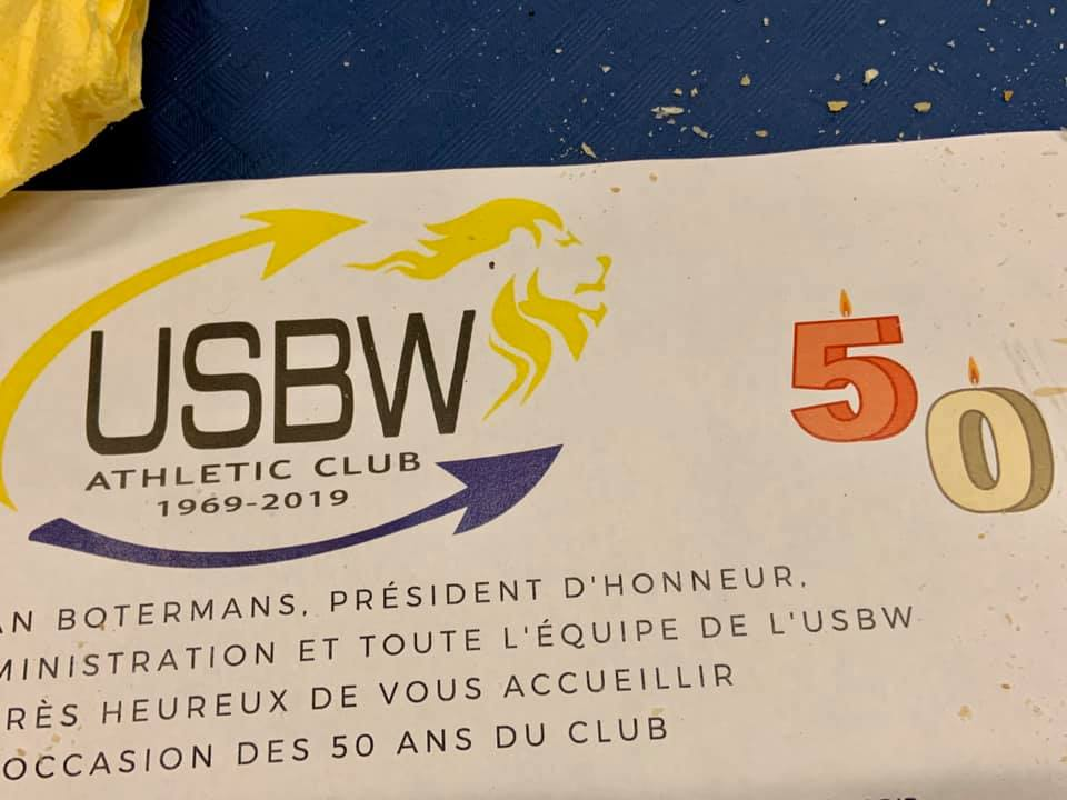 50 ans pour l'USBW