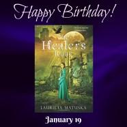 Happy Birthday to The Healer's Rune!