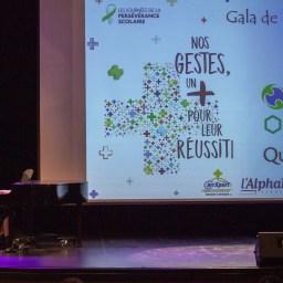 Gala de la persévérence scolaire – COSMOSS 2019