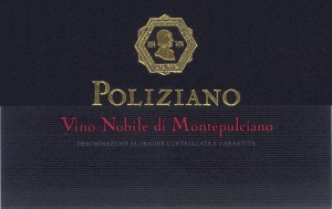 Vino Nobile label