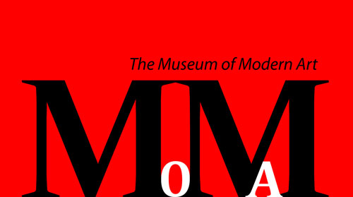 Moma Logo Redesign - Ground Zero