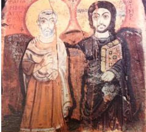 Christ and Mena
