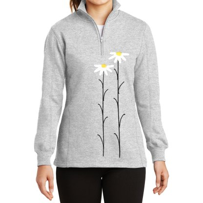 14-Zip-Sweatshirt-grey-daisiesW