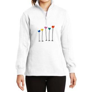 14-Zip-Sweatshirt-white-multi-bird-row
