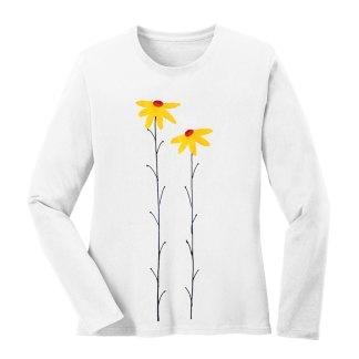 LS-Tee-white-daisies