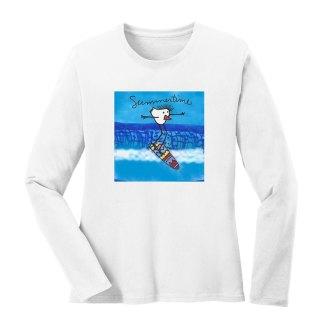 LS-Tee-white-summertime-surfer