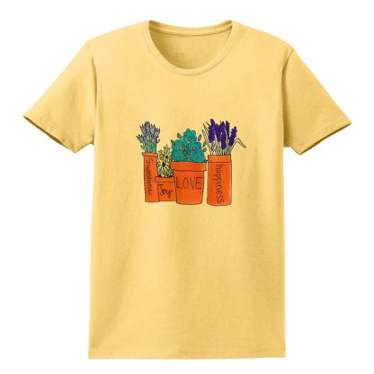 SS-Tee-yellow-flowers-in-pots