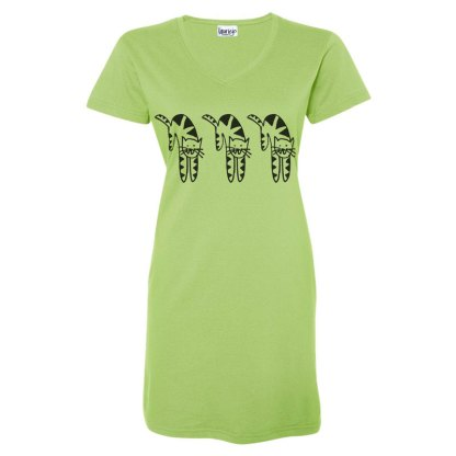 t-dress-lime-3jumping-cats