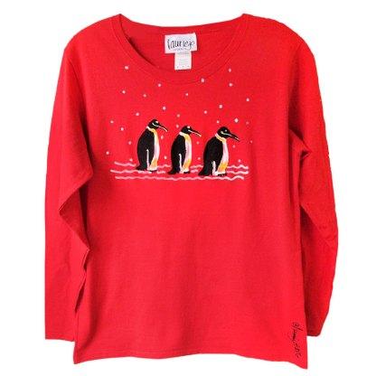 LS-Tee-red-penguins