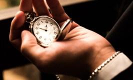 saving time, 2-minute warning