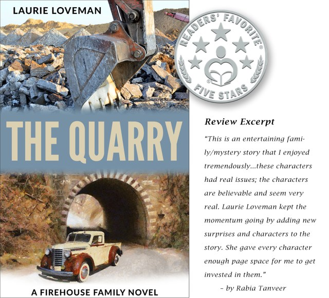 The Quarry by Laurie Loveman