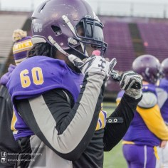 20170331 - Kha Vo - Laurier Football scrimmage vs Guelph_-115