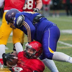 20170331 - Kha Vo - Laurier Football scrimmage vs Guelph_-182