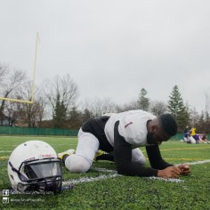 20170331 - Kha Vo - Laurier Football scrimmage vs Guelph_-49
