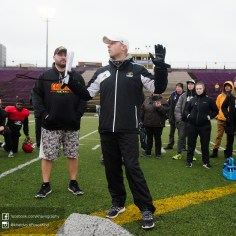 20170331 - Kha Vo - Laurier Football scrimmage vs Guelph_-79