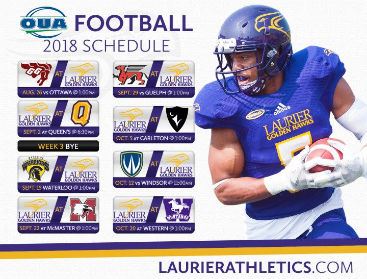 Schedule - 2018 OUA Footbal version 2l