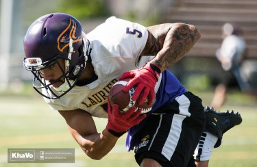 20160822 - Laurier Football TC 2016 day 8-23
