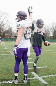 20170331 - Kha Vo - Laurier Football scrimmage vs Guelph_-38