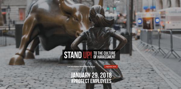 harassment summit