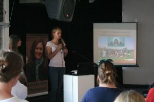 Josie Gillett for YUP