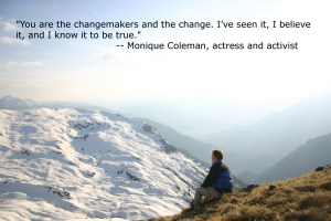 Monique Coleman quote