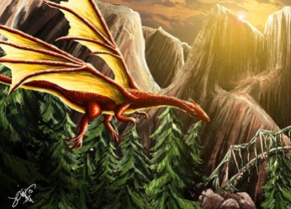 Dragon banner by Jessica cropped final