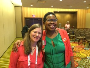 Laurie Ann Thompson and Olugbemisola Rhuday-Perkovich