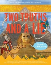 Two Truths and a Lie: Histories and Mysteries cover