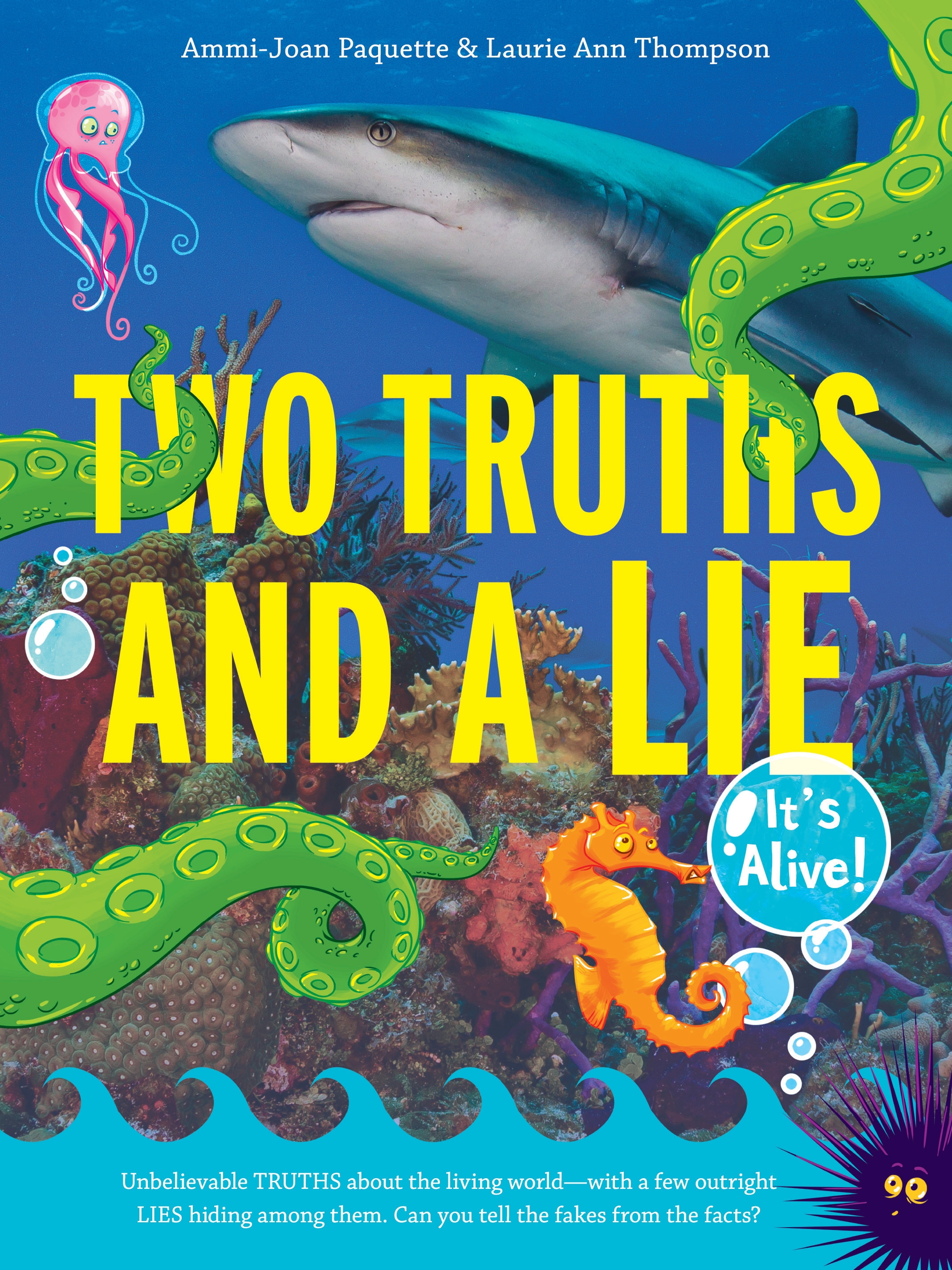 Two Truths And A Lie Series