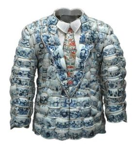 china shard jacket