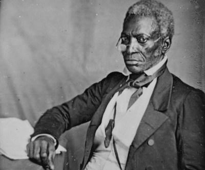 Image of John Hansen, a Liberian Senator by Augustus Washington