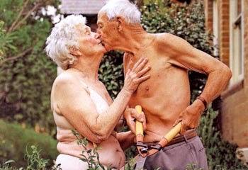 aging sex