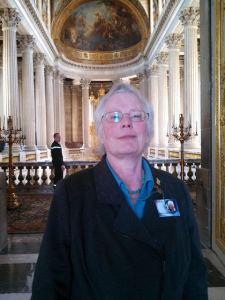 Vonda McIntyre at Versailles