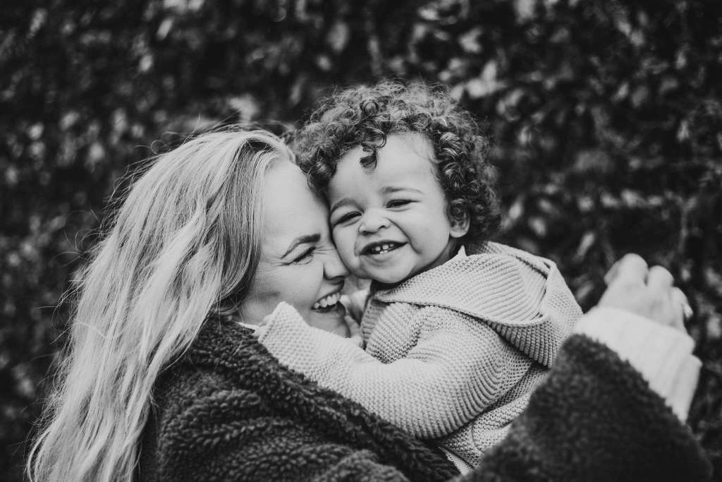 Photographer in Gloucestershire Grey Mum Son Laurine