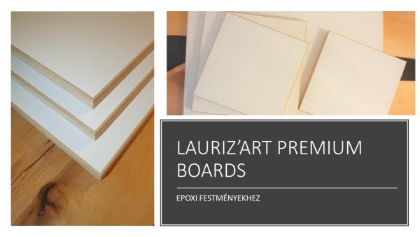 lAURIZ'ART PREMIUM BOARDS
