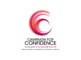 Campaign for Confidence Logo Design